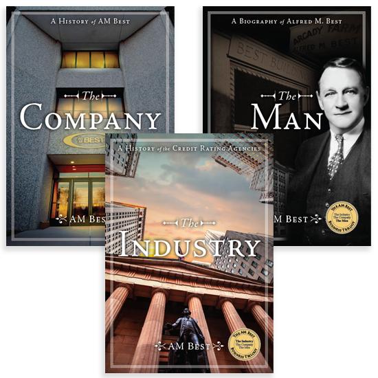 AM Best Trilogy Books