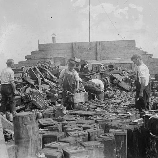 World War 1 Historical Photo
