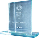 2010 Rating Agency of the Year