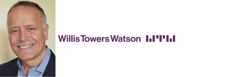 Pierre Laurin, P&C Insurance Sales and Practice Leader for the Americas, Willis Towers Watson.