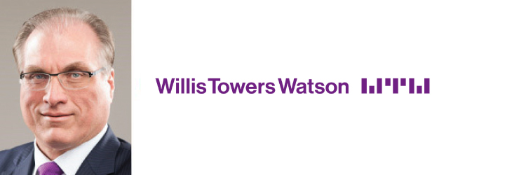 Kevin Gregson, Global Leader, Commercial and Client Development, Willis Towers Watson
