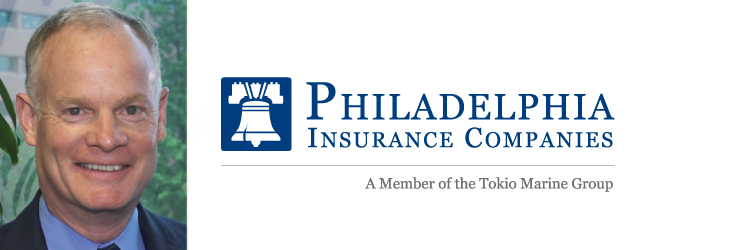 Michael Flood, Vice President for the Accident and Health Division, Philadelphia Insurance Companies