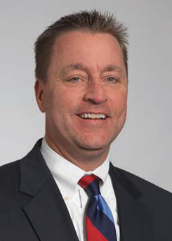 Tim Von Ebers, CLU, ChFC, vice president, South Central Division Ohio National Financial Services