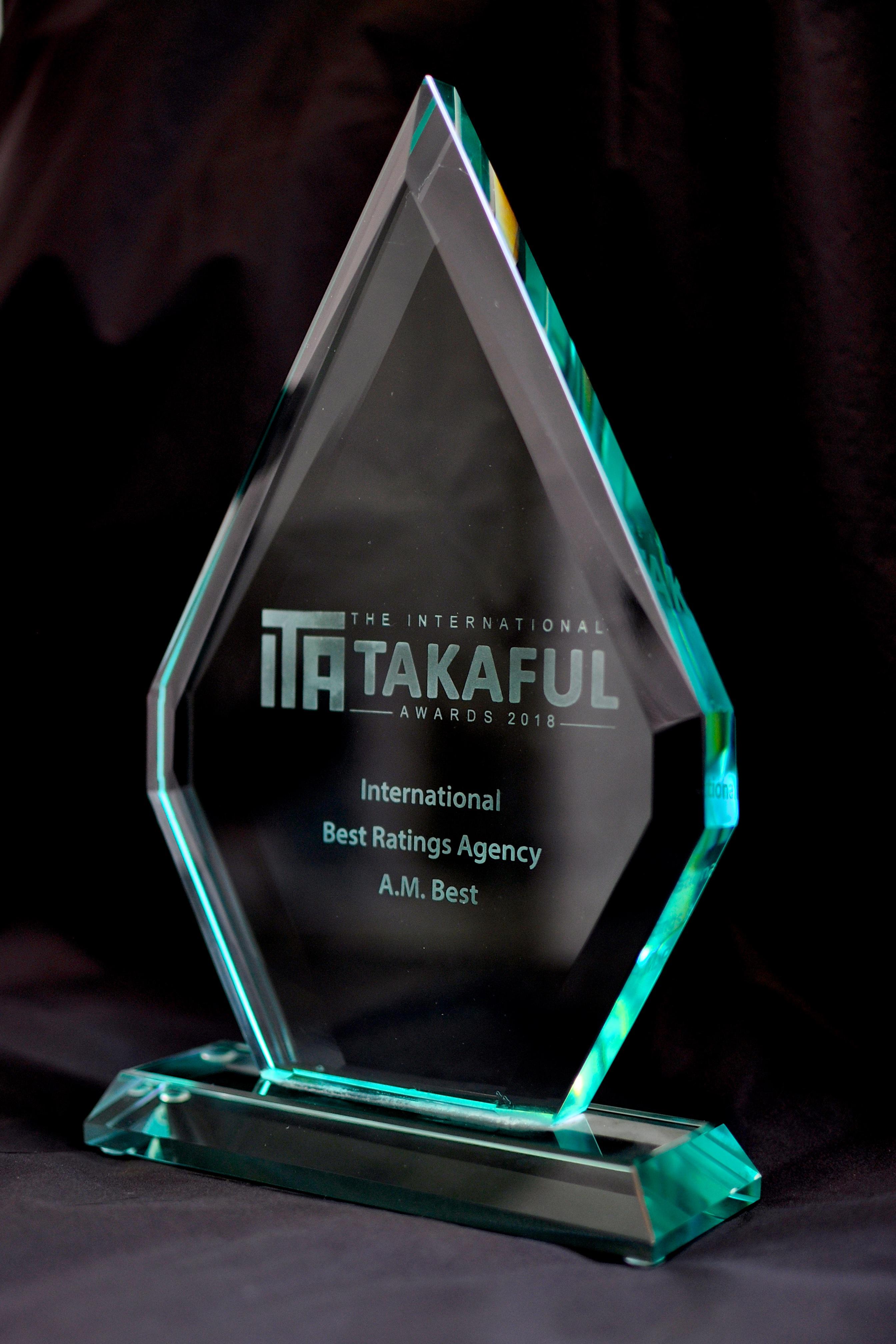 International Best Ratings Agency For Takaful 2018