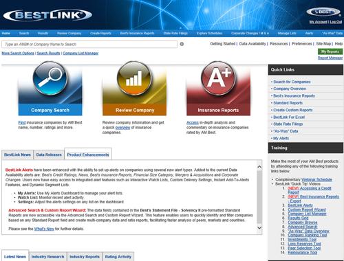 BestLink Homepage