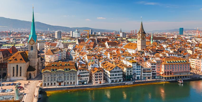 AM Best's 2019 Reinsurance Market Briefing - Zurich