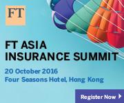 FT Asia Insurance Sumit